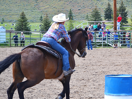 Rodeo Bible Camp Cowboys With A Mission